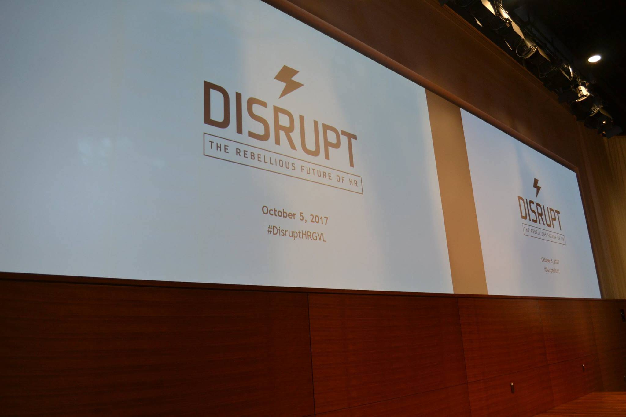 DisruptHR Greenville