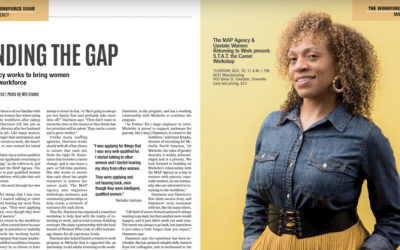 The MAP Agency Featured in Workforce Issue of UBJ