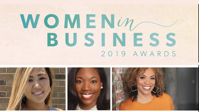 Greenville Business Magazine's Women in Business Awards