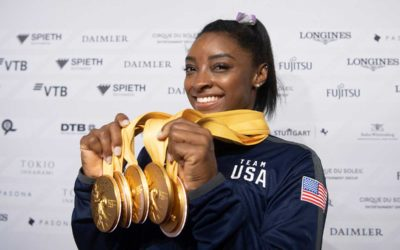 What a 22-Year Old Can Teach You: Life & Career Lessons We Can Take Away from Simone Biles Historic 2019 Win